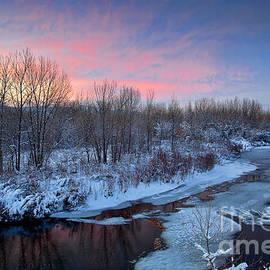 Jim Garrison - Platte River Winter
