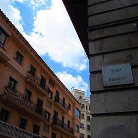Tina M Wenger - Plaza de Espana