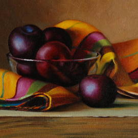 Dan Petrov - Plums and Stripes