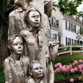 Janice Drew - Plymouth Immigrant Memorial