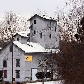 Plympton Ohio Grain Elevator by R A W M