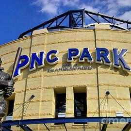 Amy Cicconi - PNC Park Baseball Stadium Pittsburgh Pennsylvania