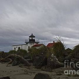 Lisa  Telquist - Point No Point Lighthouse