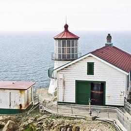 Point Reyes Lighthouse by Priya Ghose
