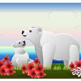 Anna Elia - Polar Bears