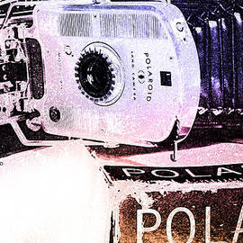 Polaroid Land Camera 95b 4 by Kelly Hazel