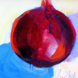 Pomegranate by Les Leffingwell