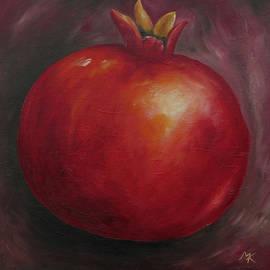 Maria Kucera - Pomegranate
