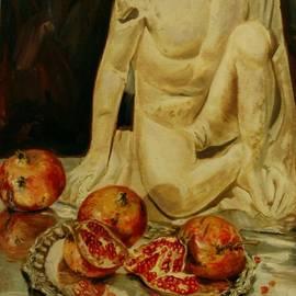 Pomegranate by Sefedin Stafa