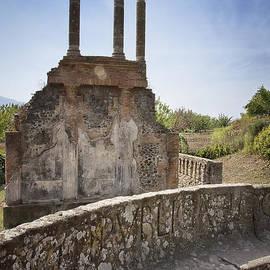 Kim Andelkovic - Pompeii Ruins