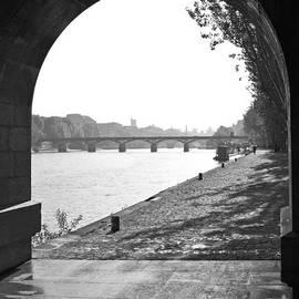 Alex Cassels - Pont des Arts