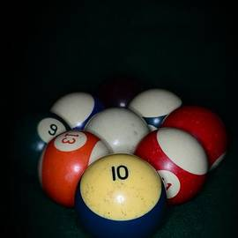 Paul Ward - Pool Balls