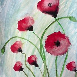 Carol Duarte - Poppies