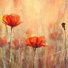 Milena Gawlik - Poppies