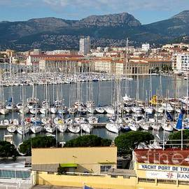 Phyllis Kaltenbach - Port of Toulon