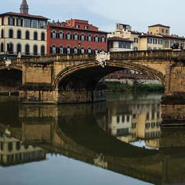Georgia Mizuleva - Postcard from Florence