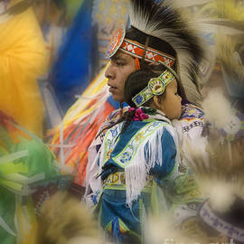 Pow Wow Traditional Ways Of  Learning by Bob Christopher