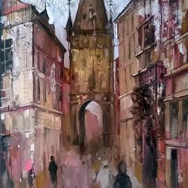 Lorand Sipos - Praga downtown