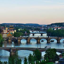 Ivan Slosar - Prague bridges