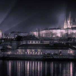 Joan Carroll - Prague Castle and St Nicholas