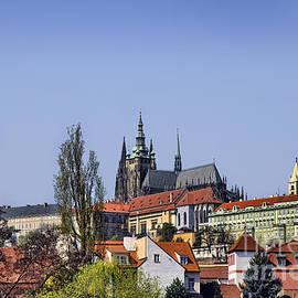 Brenda Kean - Prague Castle and St Vitus