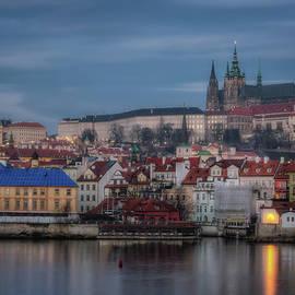 Joan Carroll - Prague Castle Dawn