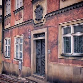 Joan Carroll - Prague Houses