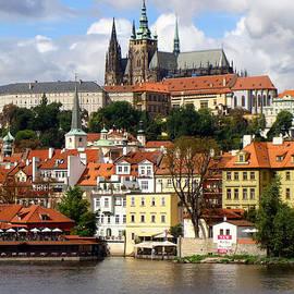 Ira Shander - Prague Skyline