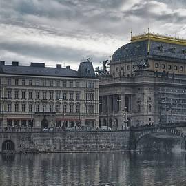 Joan Carroll - Prague National Theatre