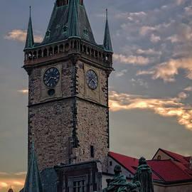 Joan Carroll - Prague Old Town Hall