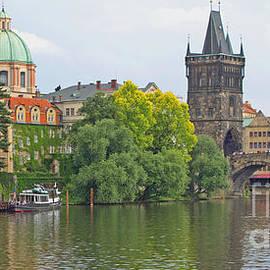 Ann Horn - Prague Panorama