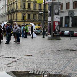 Rosie Brown - Prague Reflections