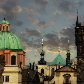 Christine Czernin Morzin - Prague Skyline