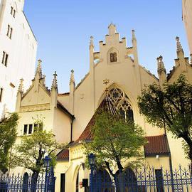 Brenda Kean - Prague Synagogue