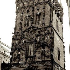 Don Kenworthy - Prague Tower
