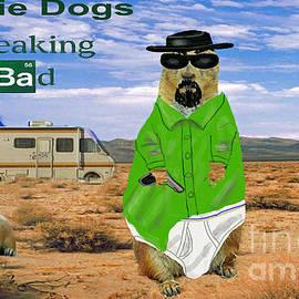 Jim Fitzpatrick - Prairie Dogs Breaking Bad