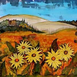 Carolyn Doe - Prairie wildflowers