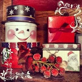 Presents! Oh Joy! #christmas #holiday