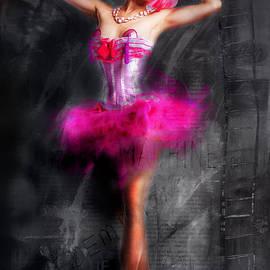 Pretty In Pink by Kim Gauge