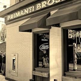 Primanti Brothers Pittsburgh  by Andrea Rea