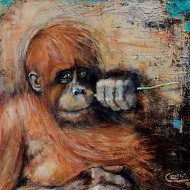 Primate by Jean Cormier