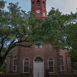 Prince George Episcopal Church by Dale Powell