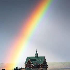 Mark Kiver - Prince of Wales Rainbow