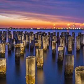 Trevor Middleton - Princes Pier