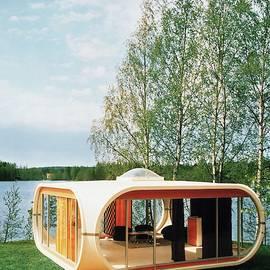 Prototype Of Polykem Molded House