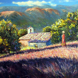 Roman Fedosenko - Provence The Old Chapell