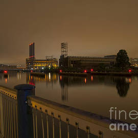 Providence at night by Alex Arig