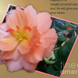 Donna Brown - Psalms 37  4