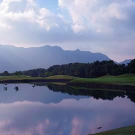 Scott Carda - Puakea Golf Course Hole #3