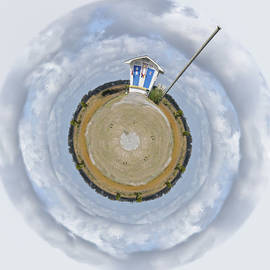 Paulette B Wright - Pump Station Wee Planet